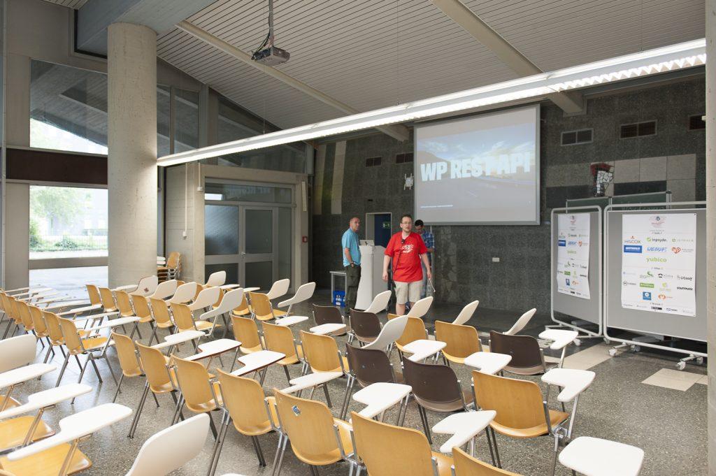 WordCamp Cologne 2015 - Mein Vortrag