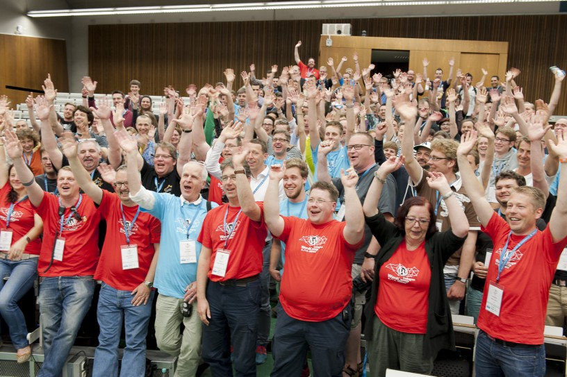 WordCamp Cologne 2015 - Abschluss