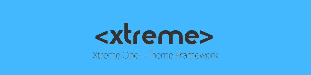 xtreme WordPress Theme Framework