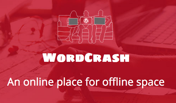 WordCrash Banner