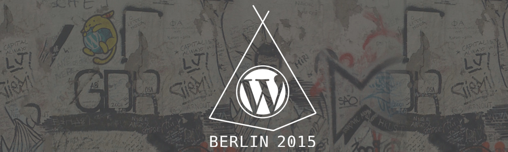 WordCamp Berlin Banner