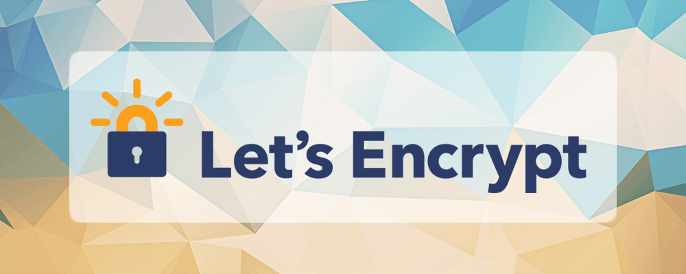 Let's Encrypt Banner